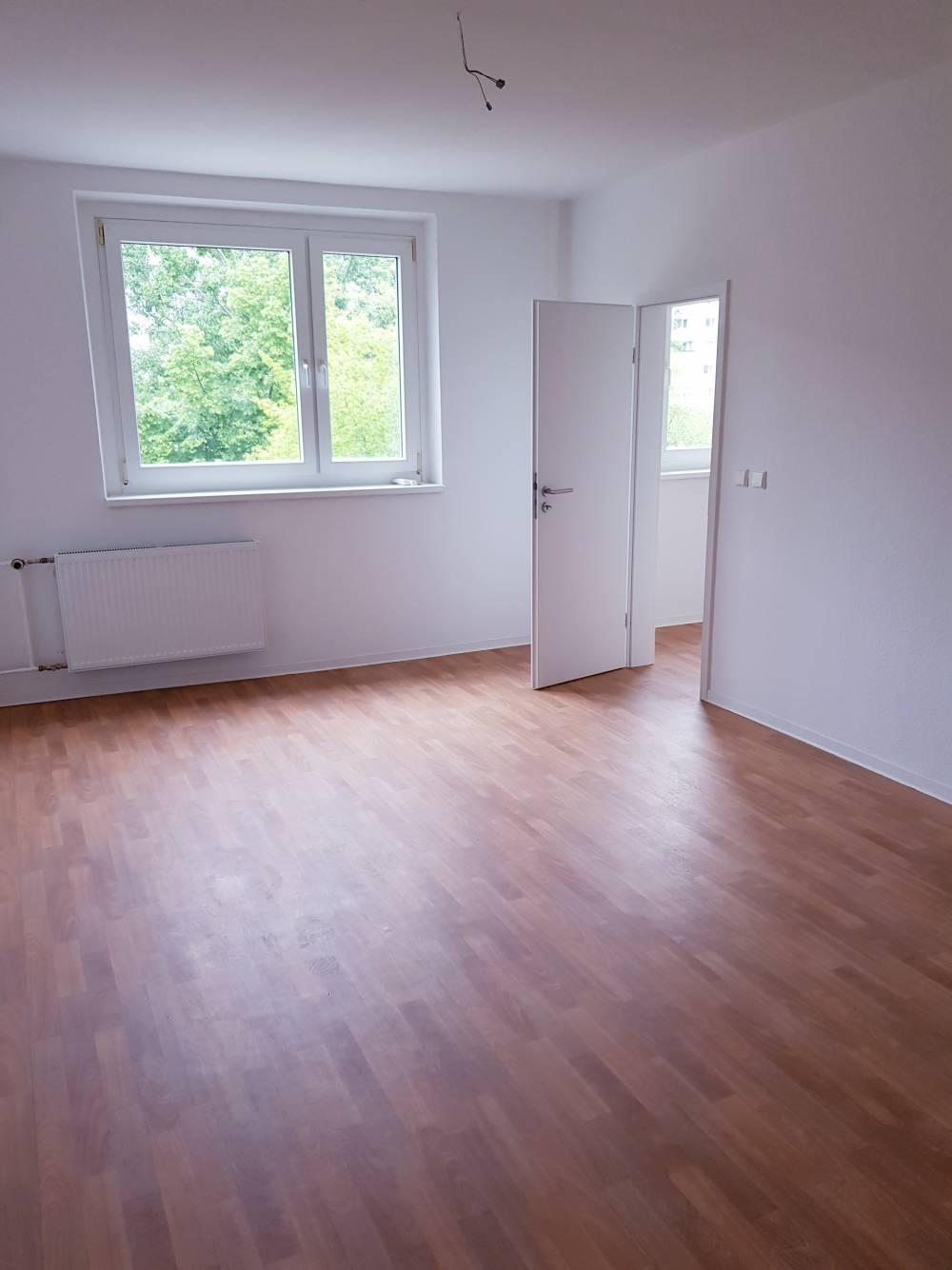 Johannes-R.-Becher-Str. // Wohnzimmer - Muster