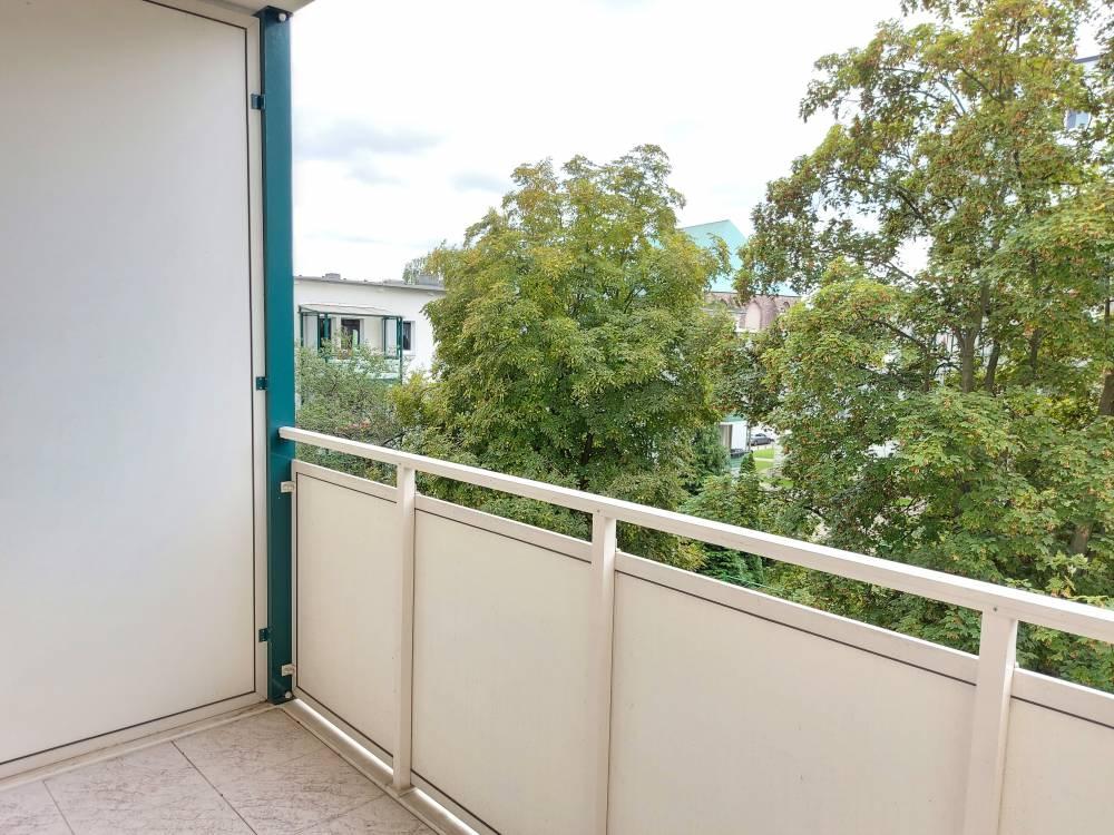 Mühlenstr. // Balkon