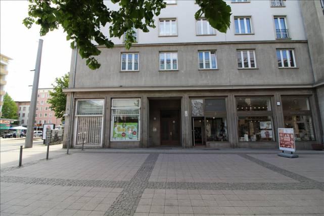 Ulrichplatz // Eingang