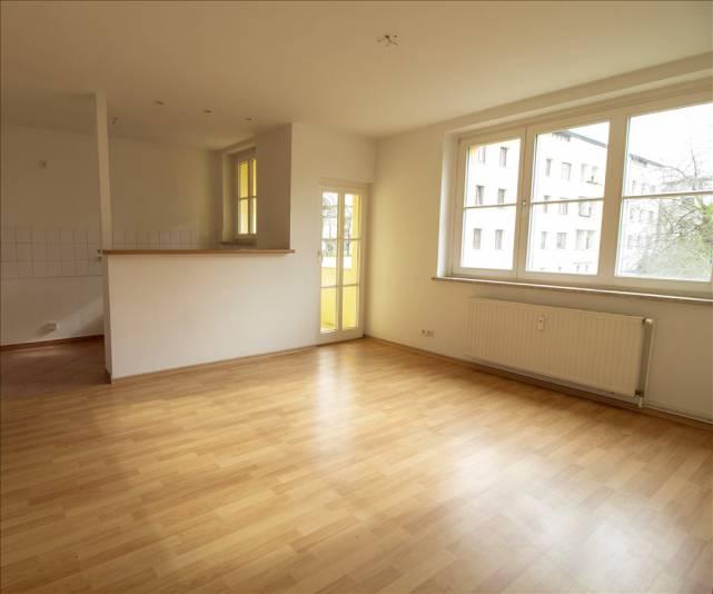 Lassallestr. // Küche/Wohnzimmer