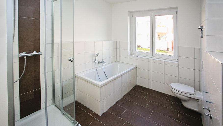 Modernes Bad in der Reichelstraße
