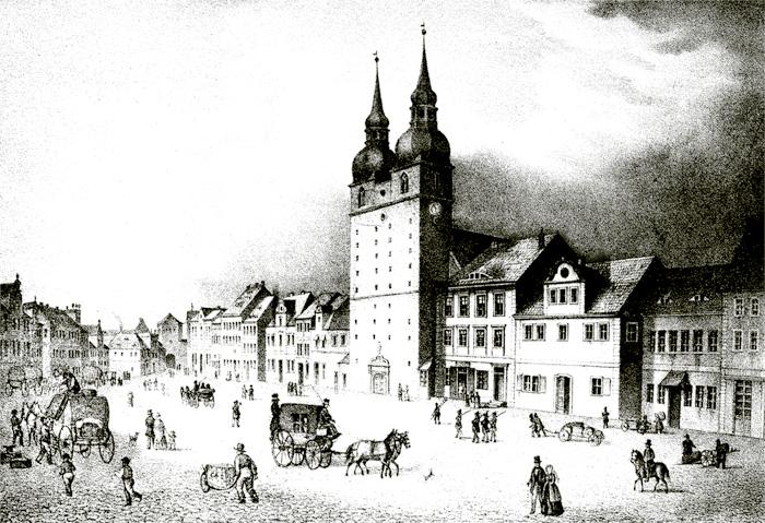 Katharinenkirche Stadtarchiv Magdeburg