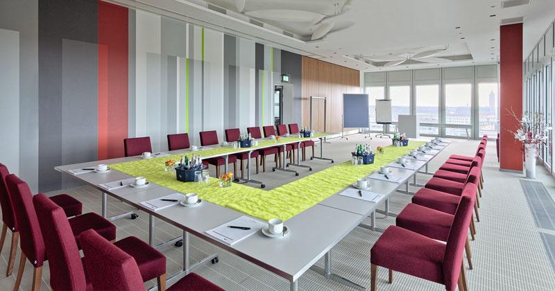 WOBAU Katharinenturm Konferenzetage