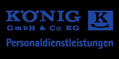 König GmbH und Co. KG Personaldienstleistungen Logo