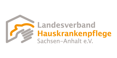 Landesverband Hauskrankenpflege Sachsen-Anhalt eV Logo