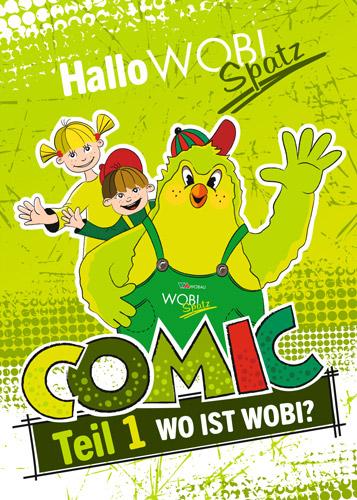 WOBAU Comic Teil 3