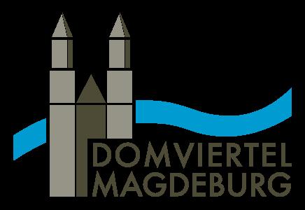 Domviertel Magdeburg Logo