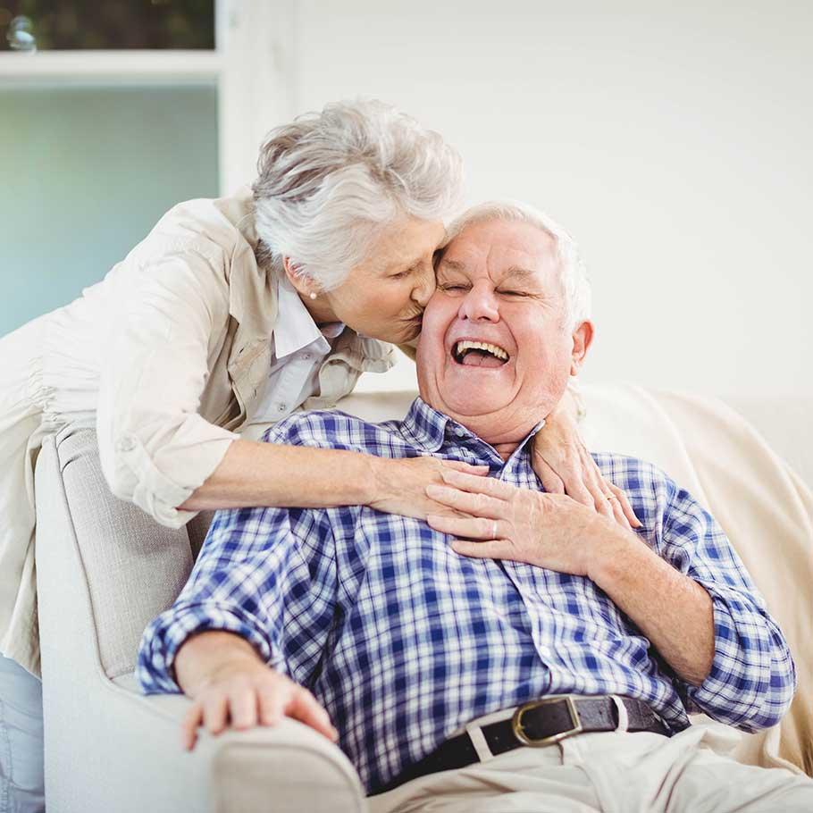 Seniorenwohnungen bei der WOBAU